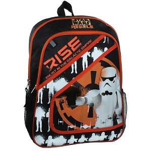 Star Wars Rebels Kids Boys School Backpack