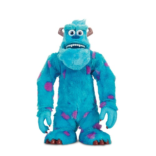Disney Pixar Monsters University Interactive Scare Sulley