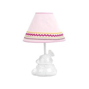 Amy Coe Bloom Nursery Lamp