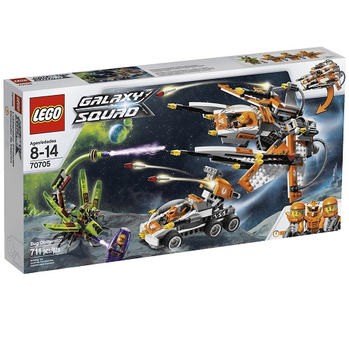 LEGO Space Bug Obliterator (70705)-kids toys lego toys lego games learning games educational games boy toys