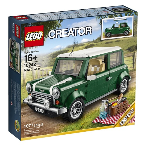 LEGO Creator MINI Cooper (10242)-kids toys boys and girls building toys learning toys educational toys gifts