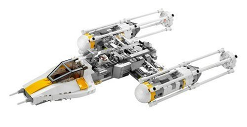 LEGO Star Wars Y-Wing Fighter 7658-kids toys toys legos star wars boy toys building toys