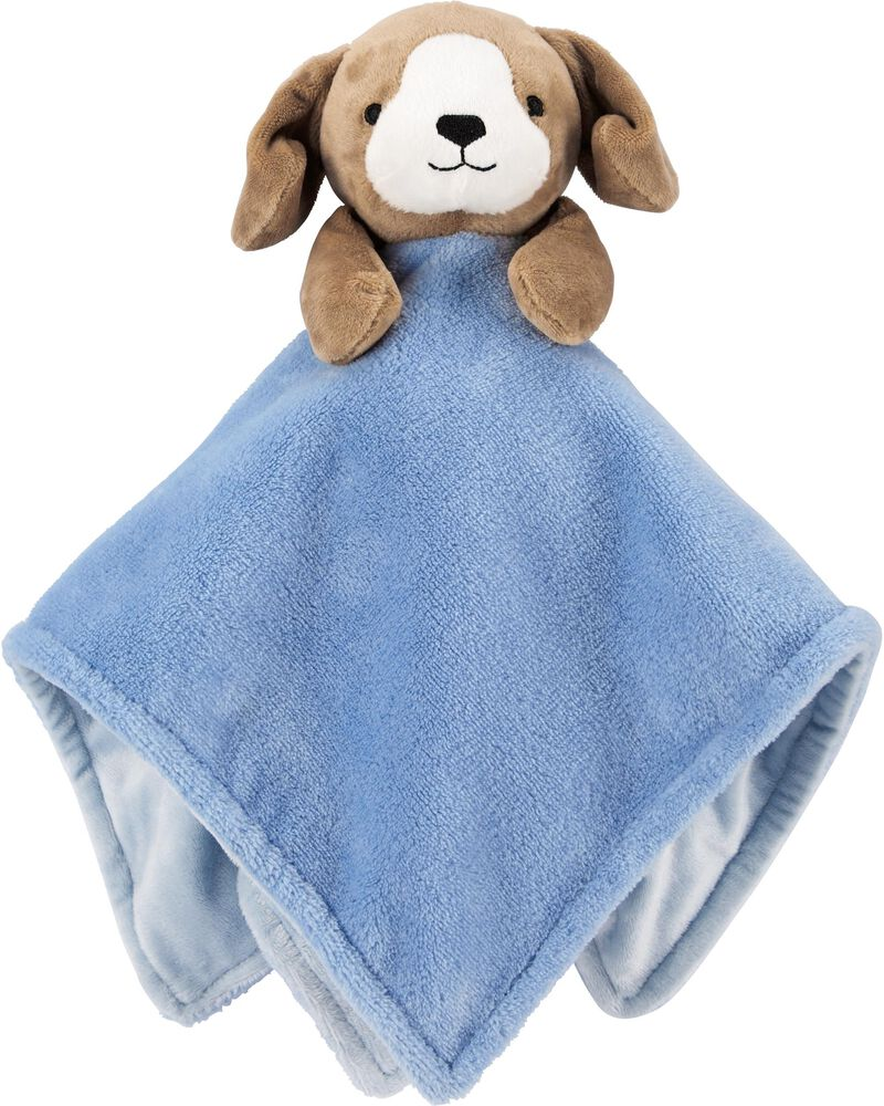 Carter's Baby Boys Brown Blue Plush Puppy Dog Security Blanket Lovey-baby shower gift, plush puppy dog, plush toys, plush dogs, lovies, loveys, loveys, lovies, baby toys