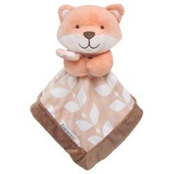 Carter's Baby Infant Boy Girls Orange Fox Plush Security Blanket-baby shower gifts, baby blankets, security blanket, carters blankets, baby boy gifts, baby boy plush toys