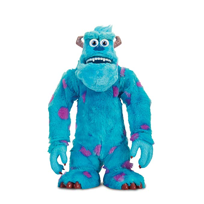 Disney Pixar Monsters University Interactive Scare Sulley-kids toys, disney toys, boy toys, interactive toys, girls toys, pretend play toys, monster toys, dolls