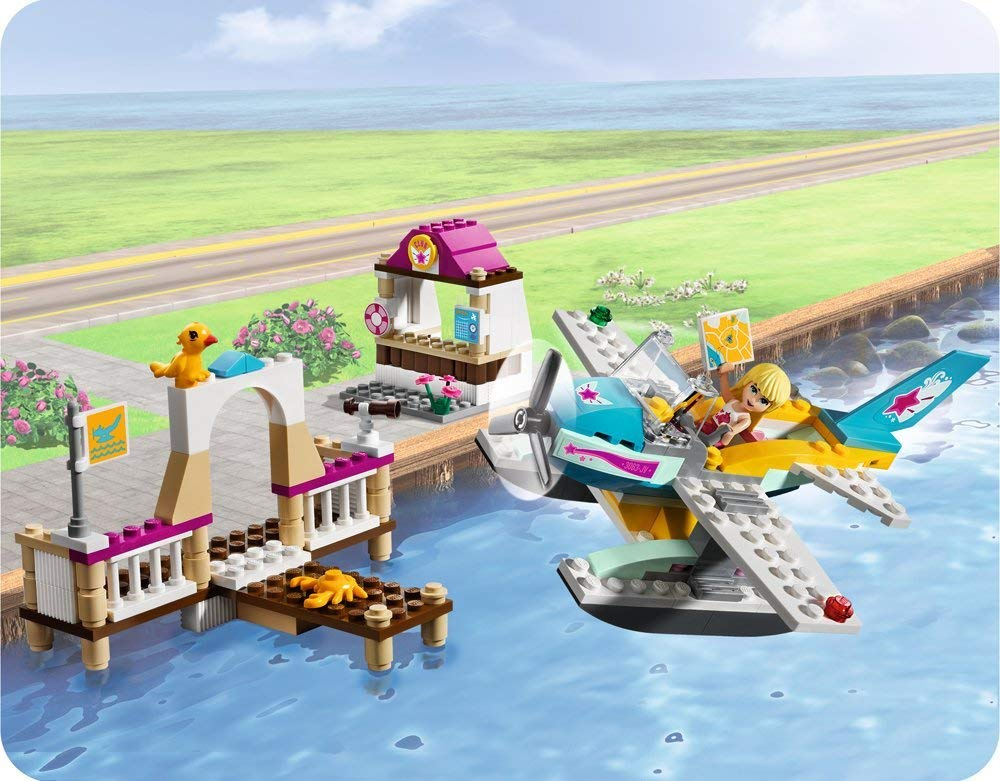 LEGO Friends Heartlake Flying Club (3063)-kids toys, boy toys, girl toys, learning toys, educational toys, girls legos