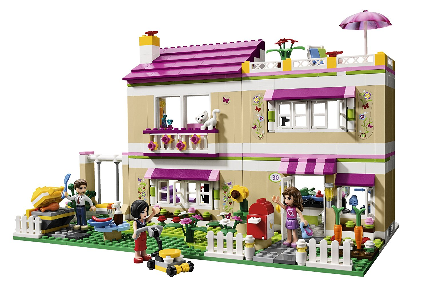 LEGO Friends Olivia's House (3315)-kids toys, boys and girls building toys, learning toys, educational toys, gifts