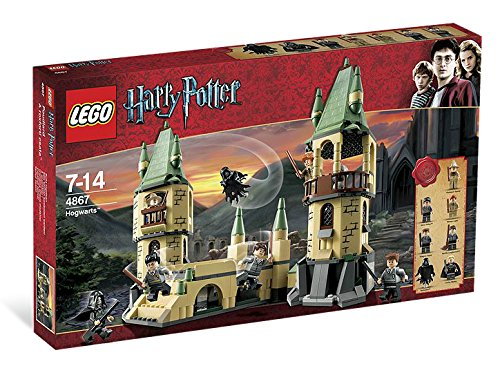 LEGO Harry Potter Hogwarts 4867 (Discontinued by manufacturer)-boy toys, building toys, learning toys, lego toys, gifts for boys, harry potter toys