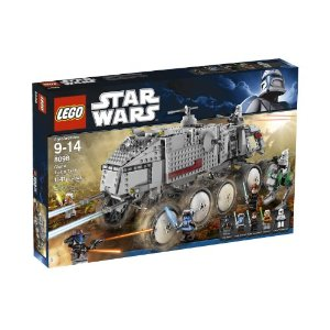 LEGO Star Wars Clone Turbo Tank (8098)-kids toys, toys, boy toys, building toys, star wars toys, learning toys