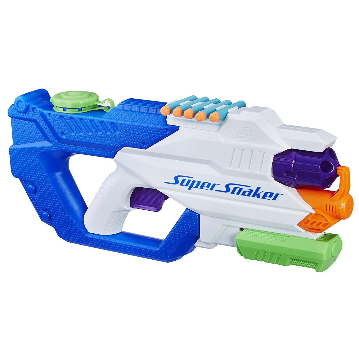 Nerf Supersoaker DartFire-kids toys, outdoor toys, water toys, nerf toys, girls toys