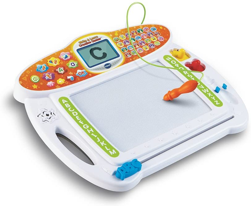 VTech Write and Learn Creative Center-kids toys, learning toys, vtech, v tech, educational toys, toddler toys, fun toys